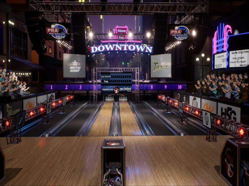 PBA Pro Bowling 2021 PC Game Free Download