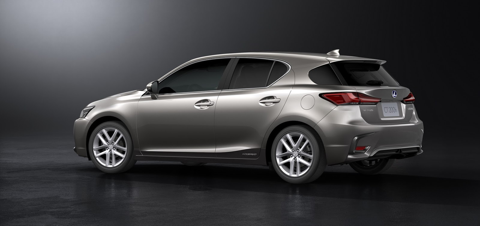Lexus Gives 2018 CT 200h A Final Facelift And Drops It ...