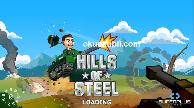 Hills of Steel Hızlı Tank 2.2.2 Para Hileli Mod Apk indir
