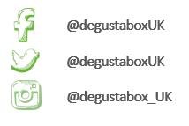 Degustabox social media