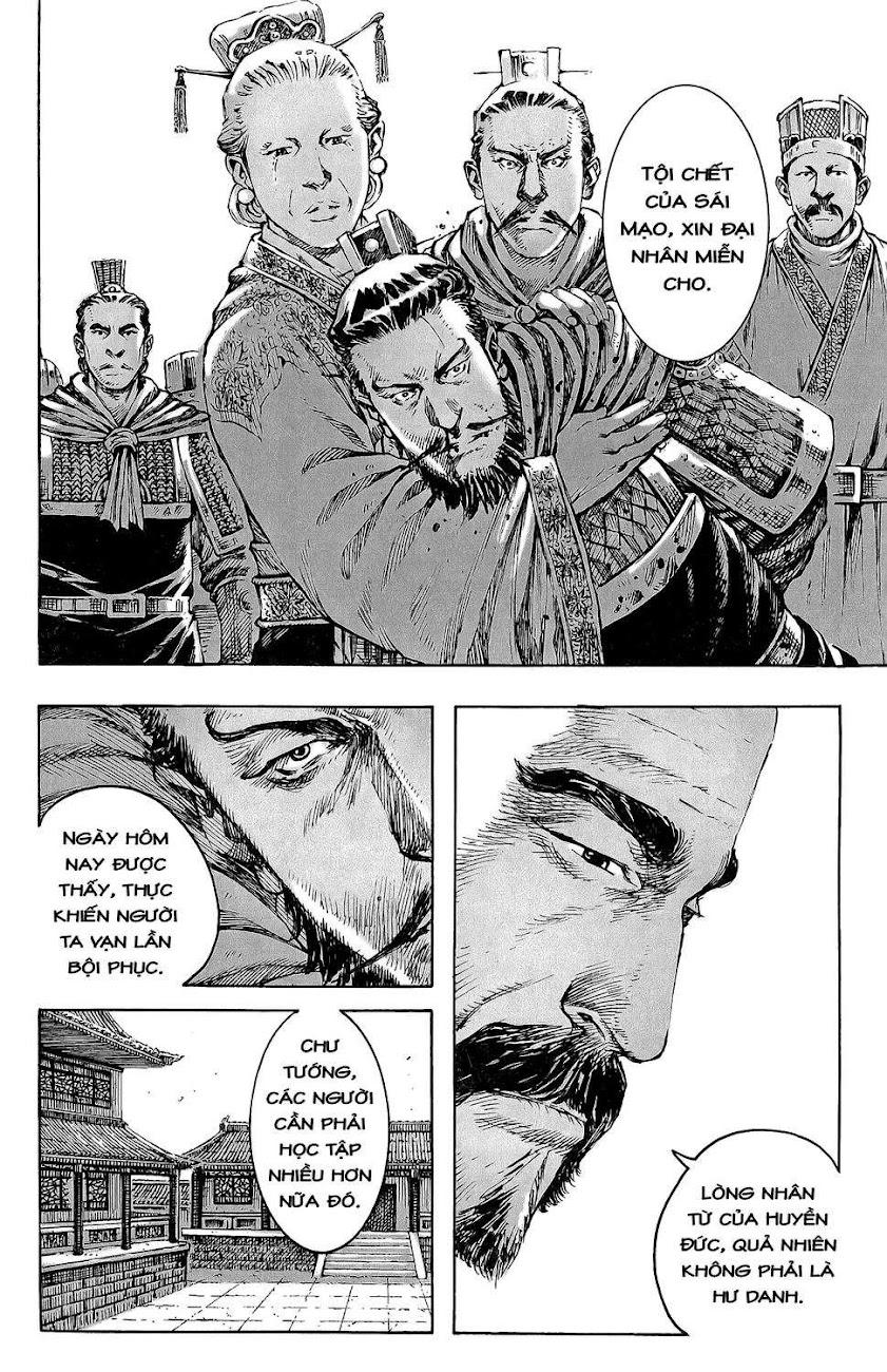 Hỏa phụng liêu nguyên Chương 378: Lão hồ thâm mưu [Remake] trang 6