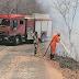 Outubro registra o maior número de focos de incêndio da década