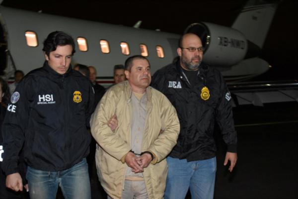 Narcotraficante 'El Chapo' está com problemas mentais, diz advogado