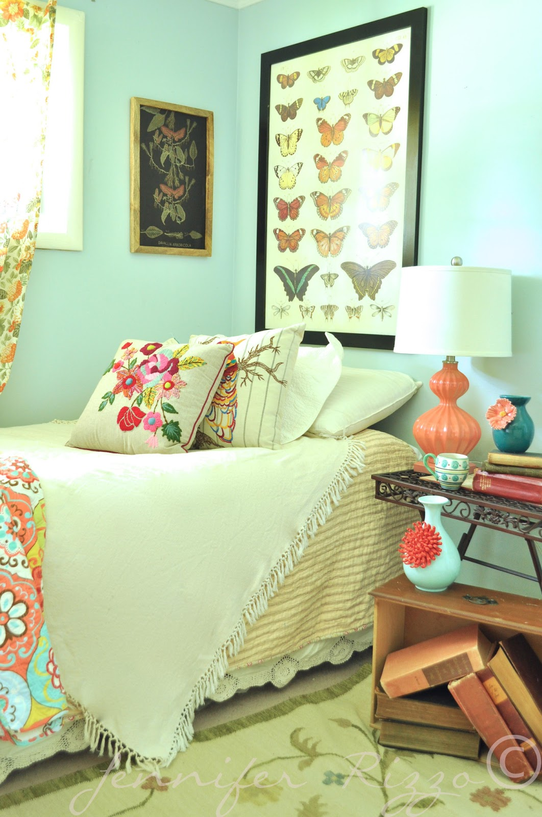 A Modern Bohemian room ....One Room, Three different ways ... on Modern Boho Decor  id=57451