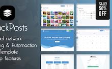 Stackposts v4.4 - Social Marketing Tool Gratis
