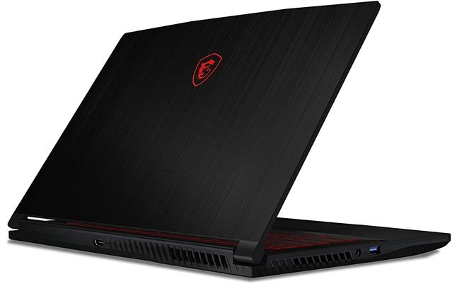 MSI GF63 Thin 10SCSR-1051XES: portátil gaming Core i7 con gráfica GeForce GTX 1650 Ti y disco SSD