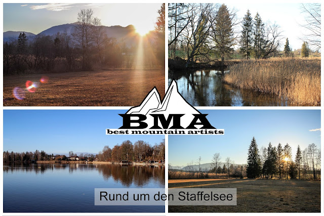 Premiumwanderweg Rund um den Staffelsee Murnau - Best Mountain Artists - BMA - Outdoor Blog  - Wandern in Bayern