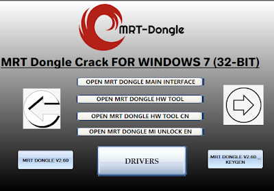 MRT Dongle V3.19