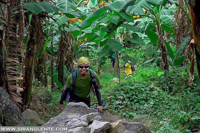 trails of Mt. Pamitinan
