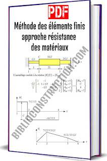 Méthode des éléments finis : approche résistance des matériaux PDF