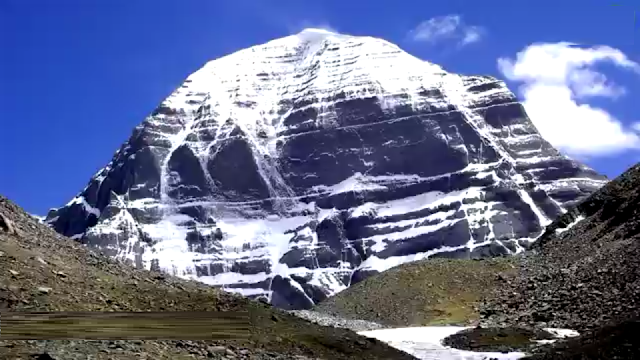 Secrets of Kailash Mountain