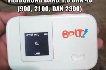 Firmware Modem Bolt Huawei E5372 Global Beta 5 4G Band 1,8 dan 40