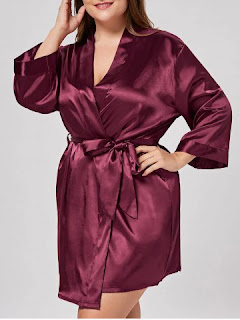 Moda Plus Size - Rosegal