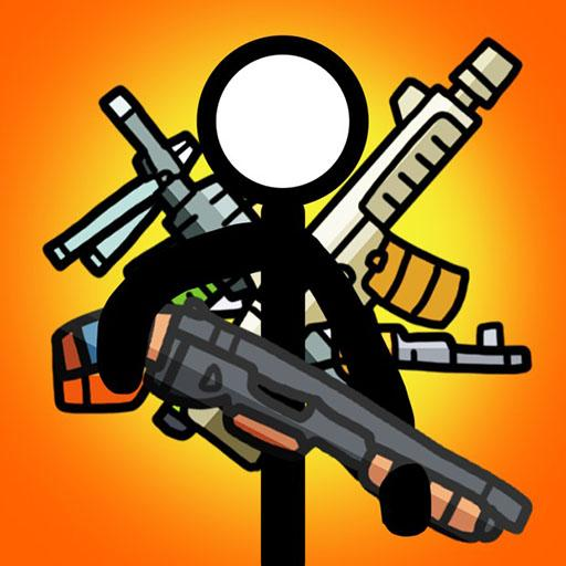 Idle Stickman MOD (One Hit Mode and More)
