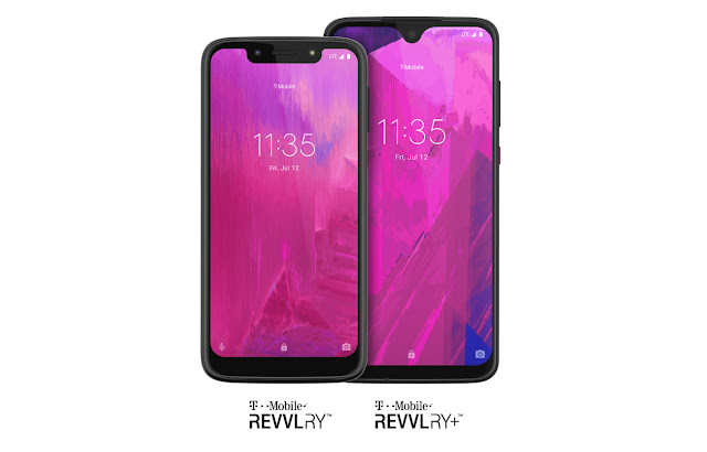 T-Mobile debuts REVVLRY and REVVLRY+ smartphones