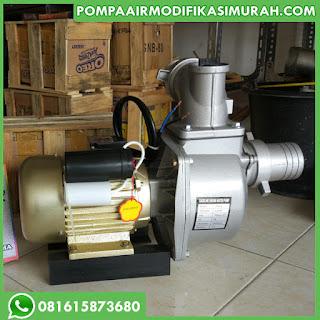 Pompa Air Listrik Modifikasi