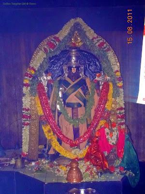 Yerragudipadu temple near Kamalapuram