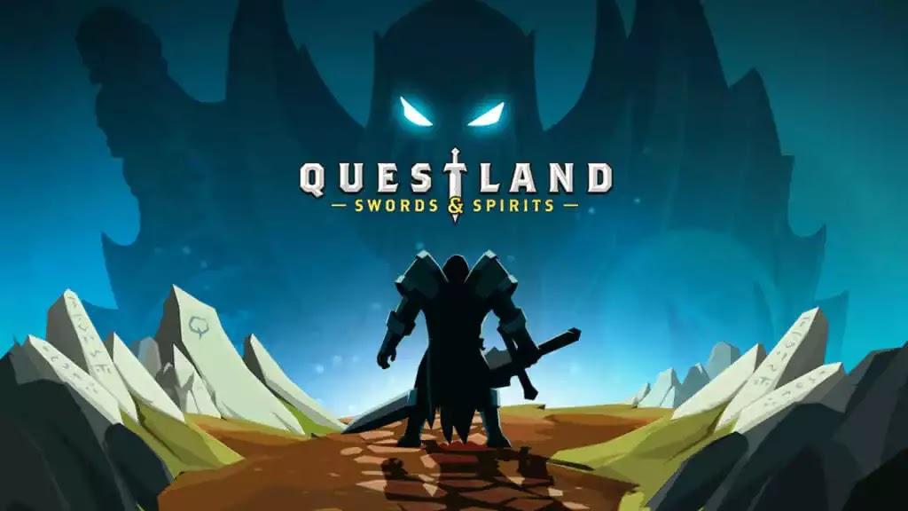 Questland انطلق في مهمة ملحمية في لعبة مغامرة آر بي جي المثيرة هذه مع رسومات جيدة! قاتل المئات من الوحوش والزعماء
