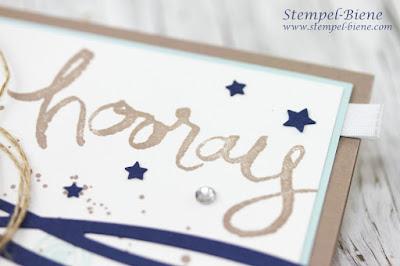 Stampinup Wunderbar Verwickelt; Stampinup Prämienreise; Swaps Prämienreise; Stampinup Swirly Bird; Stempel-Biene