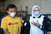 Menaker Kagum, Saat Pandemik Budidaya Lobster Cherax Berkembang Pesat Di Tasikmalaya