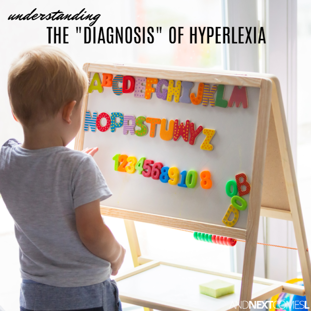 Understanding the hyperlexia diagnosis in your child