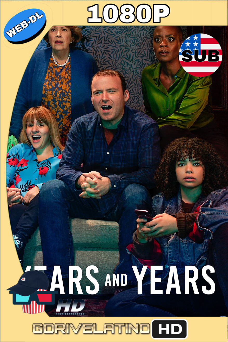 Years and Years (2019) Temporada 1 (6/6) WEB-DL 1080p (Subtitulado) MKV