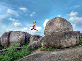 Jelajah Nusantara : Wisata gunung batu granit tanjung bintang lampung selatan