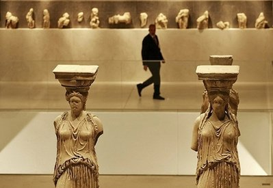 Acropolis Museum is Greece's top site: official data