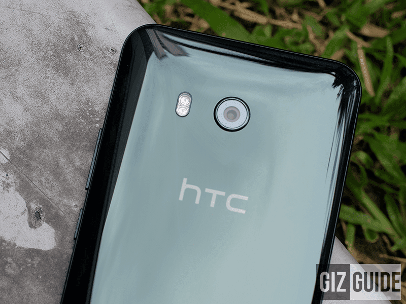 HTC U11 Unboxing And First Impressions