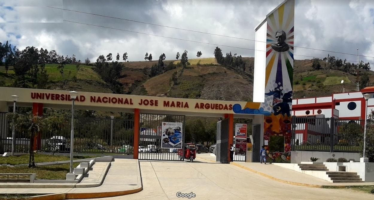 Universidad Nacional José María Arguedas - UNAJMA