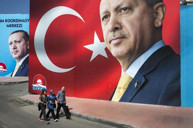 Διεθνή πλοκάμια τουρκικής προπαγάνδας