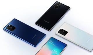 handphone samsung galaxy s10 lite terbaru 2020