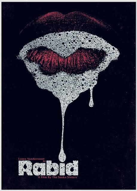 Rabid: poster