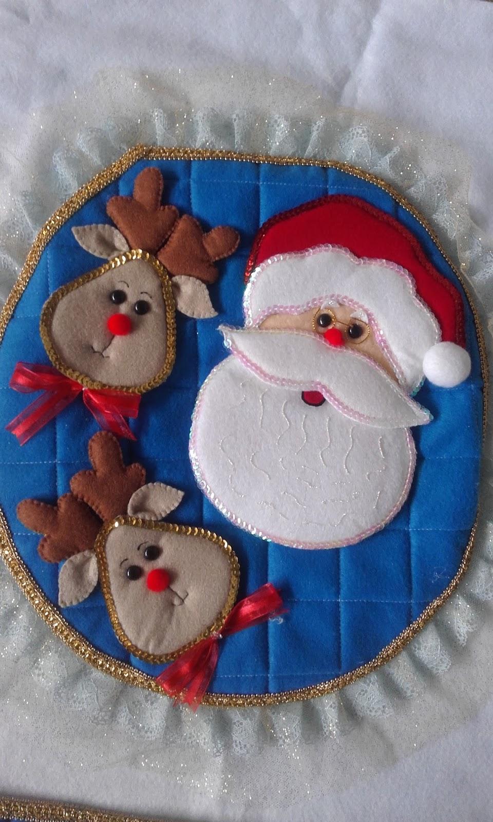 Manualidades crafts e ideas moldes navide os gratis for Manualidades renos navidenos