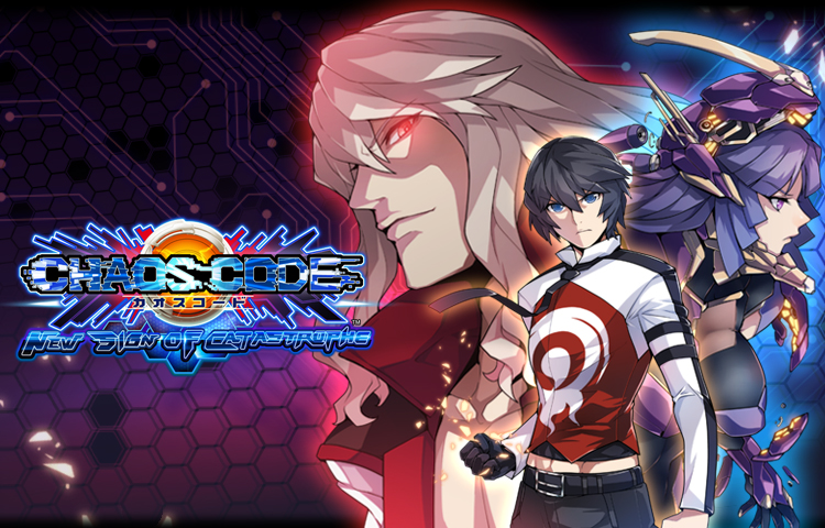 Chaos Code New Sign of Catastrophe Arcade Dump