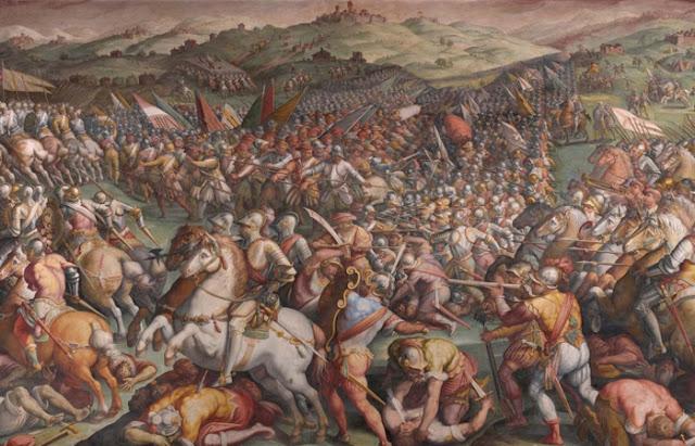 Afresco Vasari