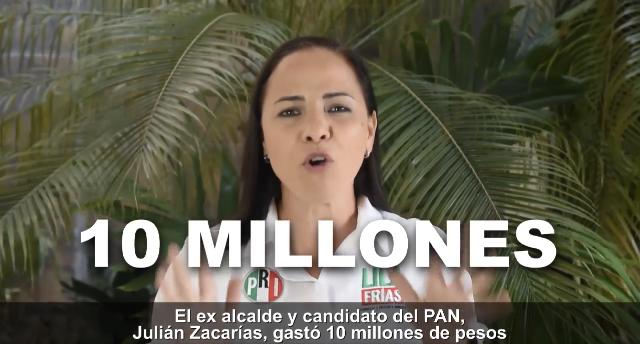 Yo no juego con tramposos aferrados al dinero y al poder: Lila Frías
