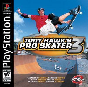 Tony Hawk's Pro Skater 3 (2001) PS1 Download Torrent