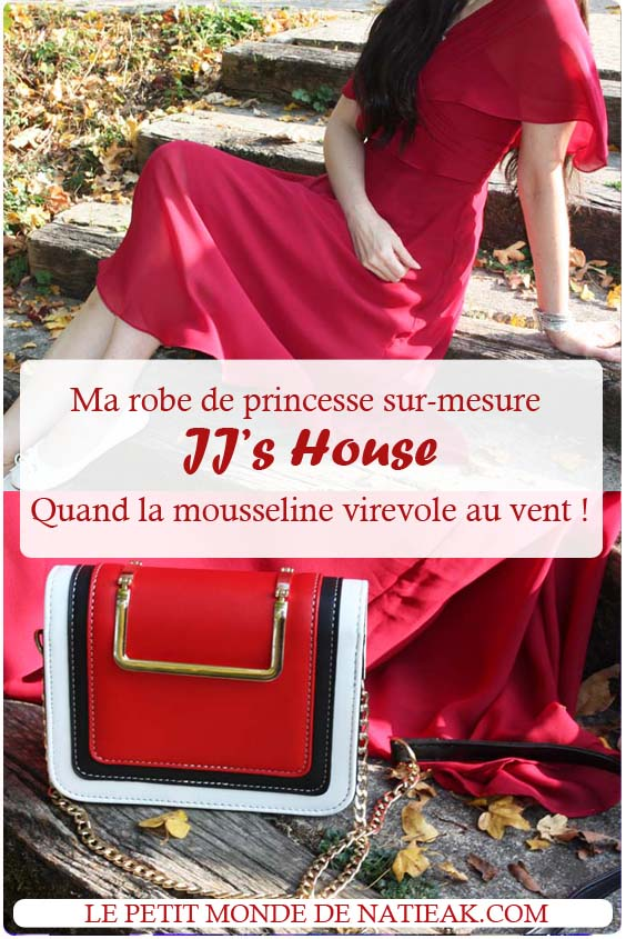 Robe mousseline de JJ's House