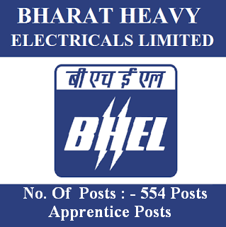 BHEL Admit Card Download