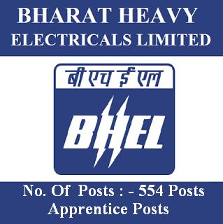 Bharat Heavy Electricals Limited, BHEL, Apprentice, freejobalert, Graduation, Latest Jobs, Sarkari Naukri,