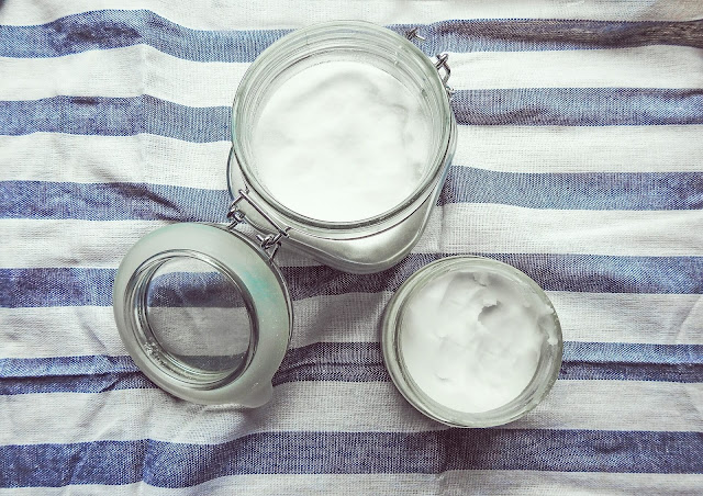Always use organic cold pressed coconut oil