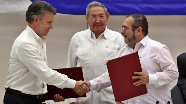 La CIDH saluda el acuerdo de paz en Colombia