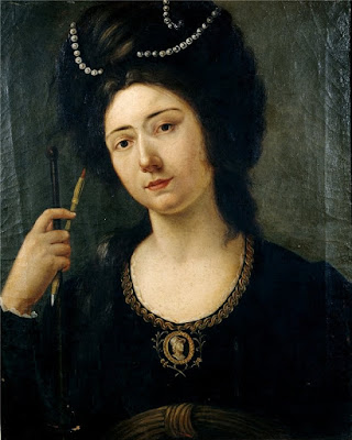 Autoportrait (1783), Irene Parenti Duclos