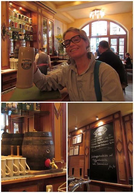 Cervejarias Cerveja Onde beber em Munique Alemanha