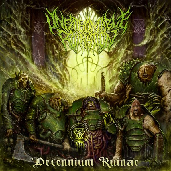 Unfathomable Ruination Decennium Ruinae EP Download zip rar