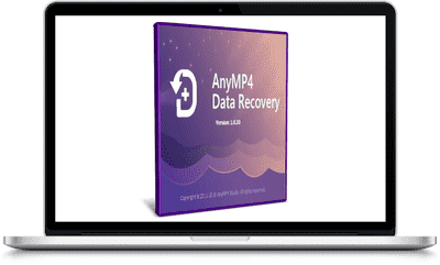 AnyMP4 Data Recovery 1.0.10 Full Version