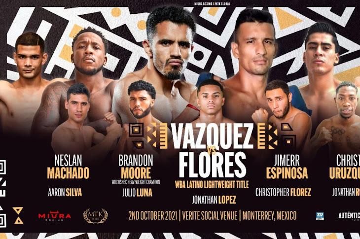 What The Plus Podcast - Top Rank Presents: Vazquez vs Flores
