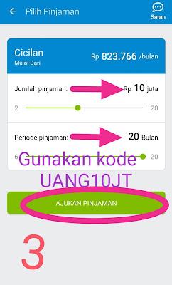 pinjaman uang Bayar perbulan di Aplikasi pinjaman Tunaiku kode agen uang10jt bunga kecil