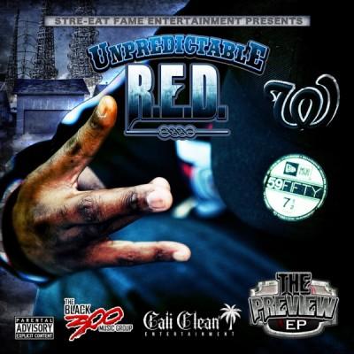 Unpredictable R.e.d. - The Preview (2020) - Album Download, Itunes Cover, Official Cover, Album CD Cover Art, Tracklist, 320KBPS, Zip album